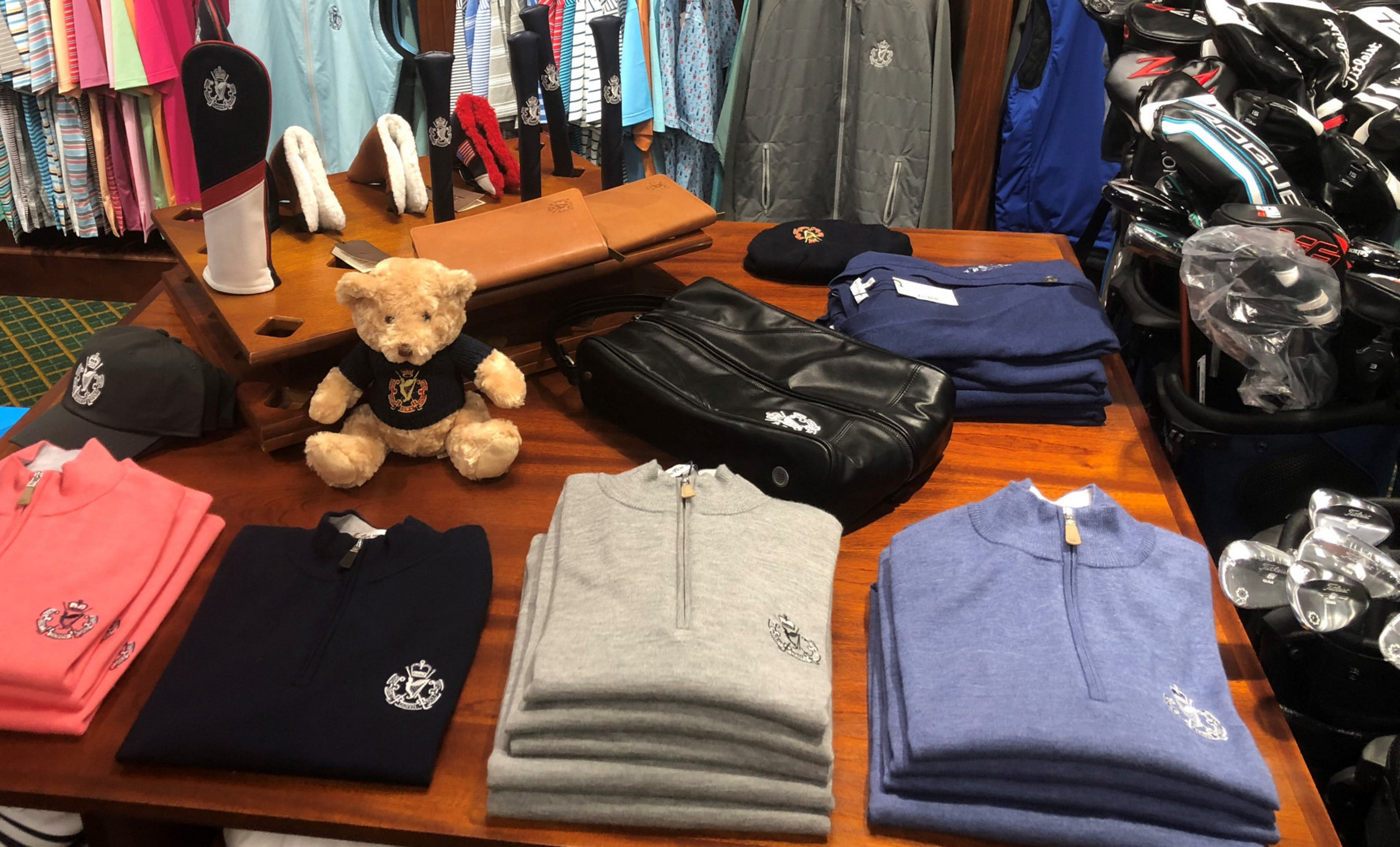 Royal County Down Pro Shop Golf clothing