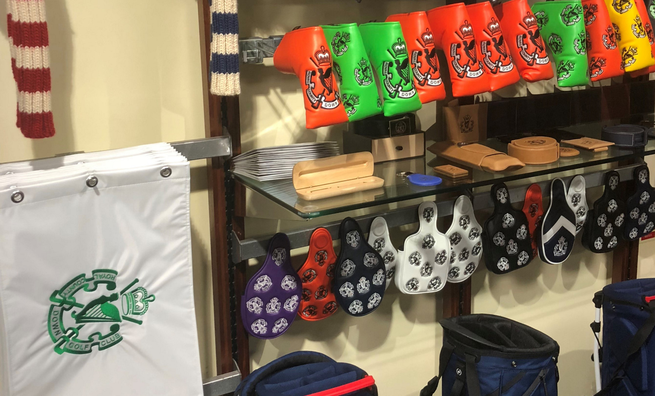 Pro Shop Golf Accessories